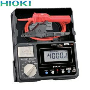 日置電機(HIOKI) IR4051-11 絶縁抵抗計(スイッチ付きリード付属)