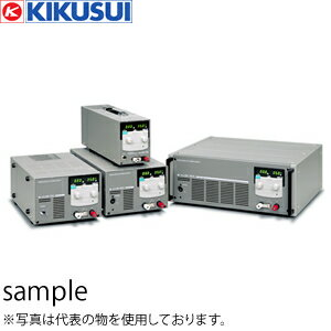菊水電子工業 PAN16-30A 700W高信頼性電源(CVCC) 0~16V/0~30A