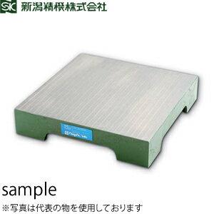 新潟精機 S5050 鋳鉄製定盤 機械仕上 使用面サイズ:500×500×75mm