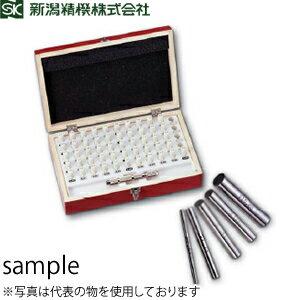 新潟精機 PM-7A 鋼ピンゲージセットPM(+) 組数:51本組