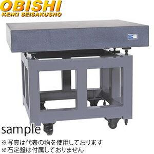 大菱計器 BL207 キャスター付石定盤用架台