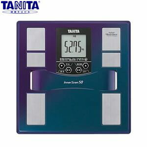 タニタ(TANITA) BC-310-BL 体組成計 インナースキャン50 (オーロラブルー)