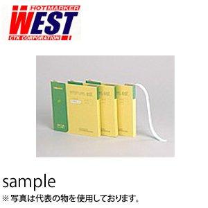 シーティーケイWEST マーキングマシン用 マーカーラベル 色:銀 品番PETS0699