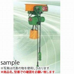 二葉製作所 電気チェーンブロックMHL型MHL-250 3M 6PBS