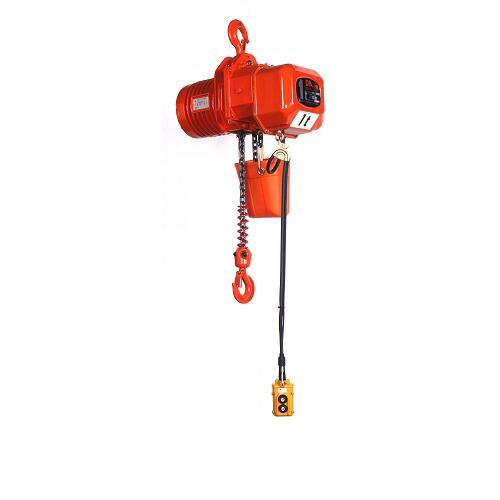 象印 三相200V 電気チェーンブロック DA-01060 1t×6M(高速) 2点押ボタン