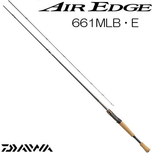 ダイワ 17 エアエッジ 661MLB・E ベイトモデル (ブラックバスロッド) (大型商品)