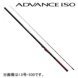 シマノ アドバンス ISO 4号-520PTS