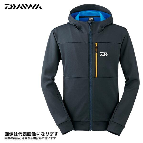 【ダイワ】DE-2407J ストレッチフリースジャケット  ネイビー M
