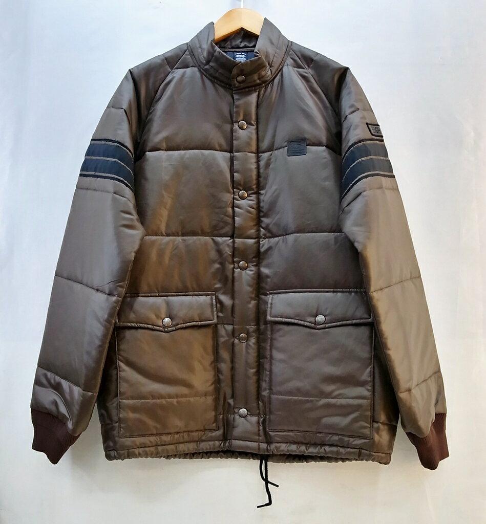 RADIALL (ラディアル) 中綿ジャケット サイズ:L  カラー:ダークブラウン【中古】【ルード】【鈴鹿 併売品】【1271217OS】