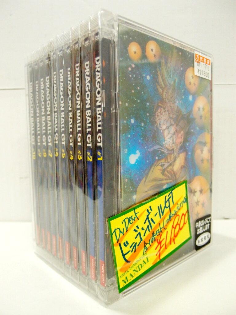 DRAGON BALL GT 全11巻セット [DVD]  【中古】【アニメDVD】【鈴鹿 併売品】【011-171216-07BS】
