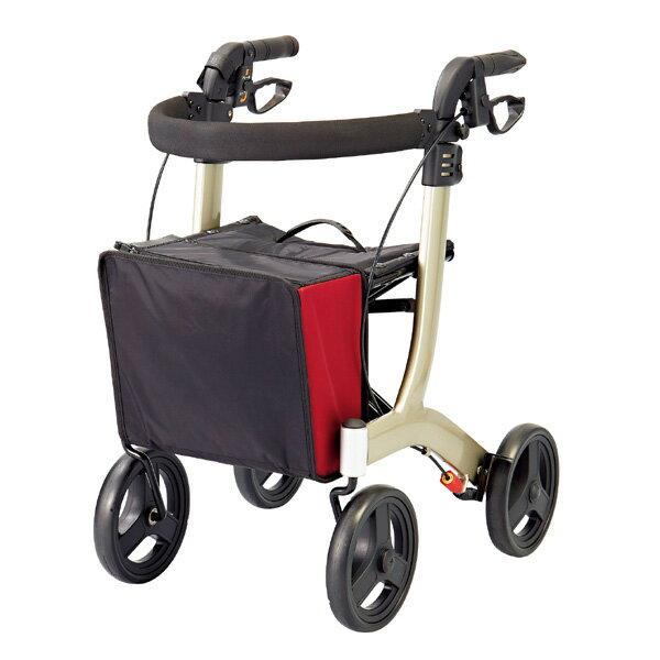 アロン化成 歩行補助 歩行車リトルターン 介助器 介助車
