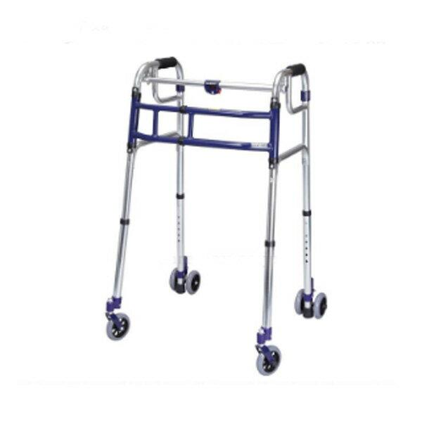 ユーバ産業 歩行補助 スライドフィット 4インチ 超ハイタイプ 介助器 介助車