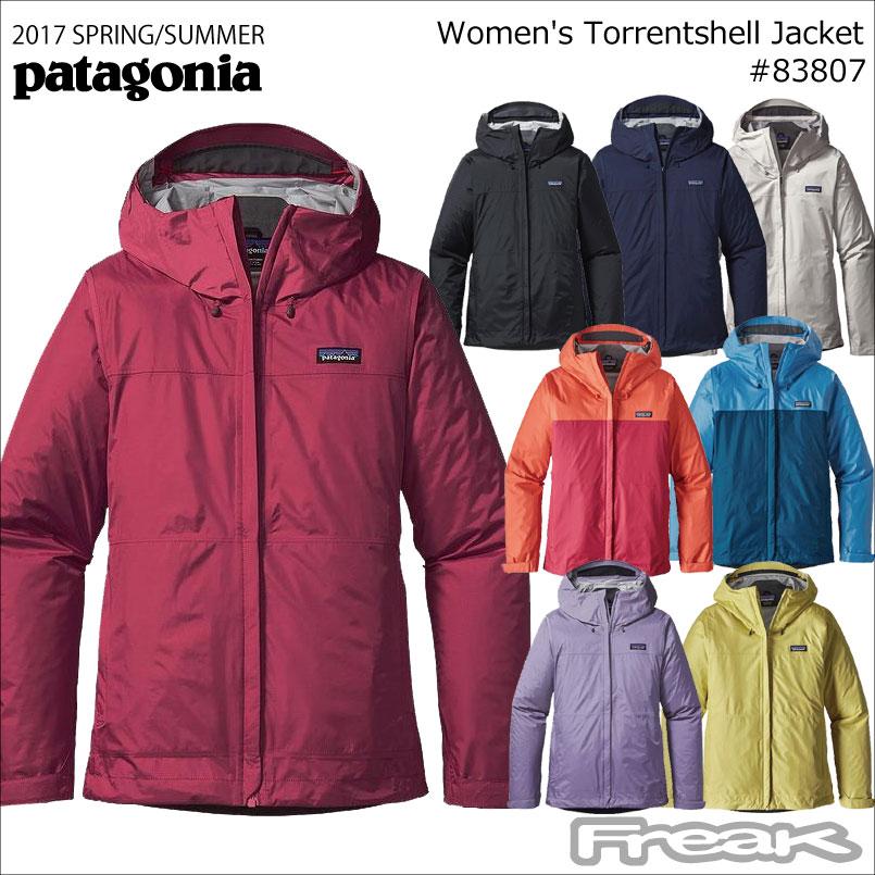 新品大セール パタゴニア PATAGONIA レディース ジャケット 83807<Women's Torrentshell Jacket  ウィメンズ トレントシェル ジャケット>レインウェア 雨具※取り寄せ品