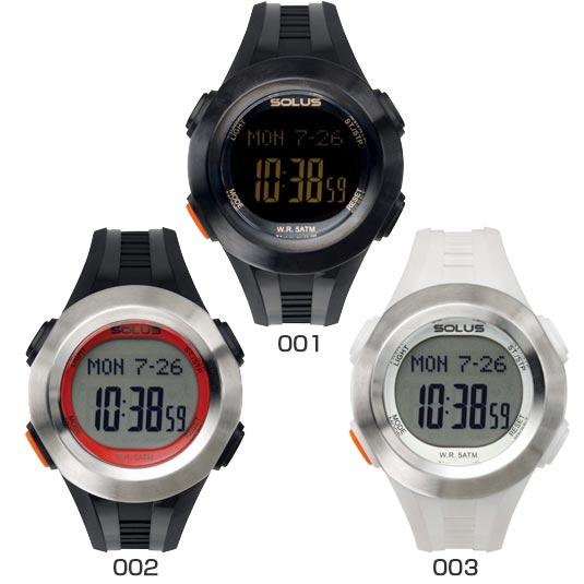 【送料無料】 ソーラス SOLUS メンズ レディース スポーツウォッチ 腕時計  ソーラス SOLUS     ウォッチ 心拍計測機能搭載 ソーラス プロ  01-101