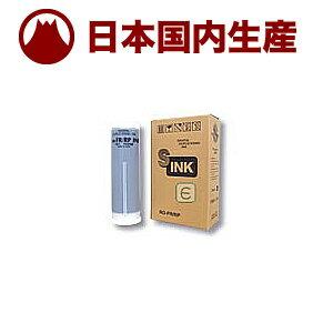 【送料無料】【在庫品即納】【国内生産】リソー RISO 理想科学工業 RPインク E S-3061/S-3919 対応汎用インク RO-FR/RP 黒 / 1000ml×6本