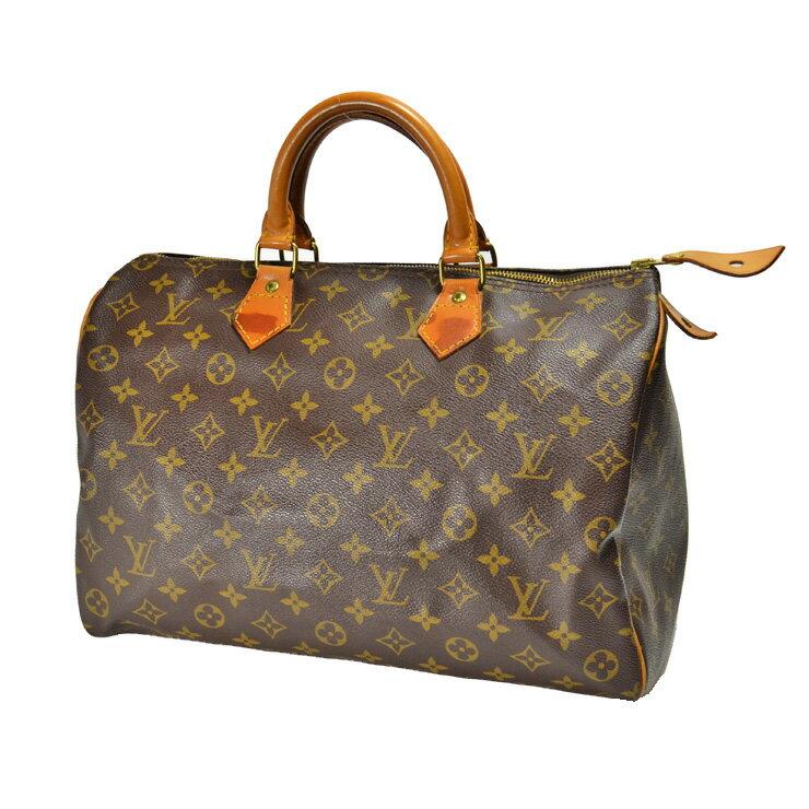 ルイヴィトン モノグラム スピーディ35 M41524 ヴィトン バッグ レディース バッグ ハンドバッグ Handbag LOUIS VUITTON 【中古】【送料無料】