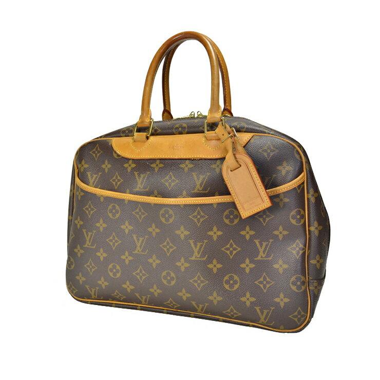 ルイヴィトン モノグラム ドーヴィル M47270 ヴィトン バッグ レディース バッグ ハンドバッグ Handbag LOUIS VUITTON 【中古】【送料無料】