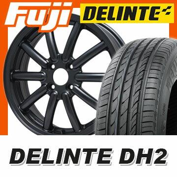 【送料無料】 165/45R16 16インチ ALGERNON アルジェノン フェニーチェ RX-1 5J 5.00-16 DELINTE デリンテ DH2(限定) サマータイヤ ホイール4本セット