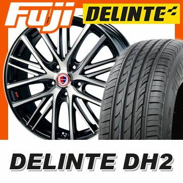 【送料無料】 215/65R16 16インチ BLEST ブレスト ユーロマジック クロス G-05 6.5J 6.50-16 DELINTE デリンテ DH2(限定) サマータイヤ ホイール4本セット