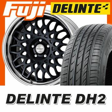 【送料無料】 225/50R18 18インチ WORK ワーク シーカー CX 7.5J 7.50-18 DELINTE デリンテ DH2(限定) サマータイヤ ホイール4本セット
