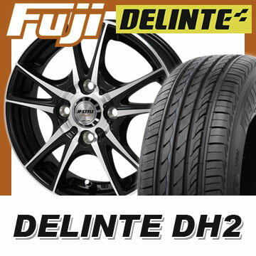 【送料無料】 205/50R16 16インチ MONZA モンツァ JPスタイルヴォーゲル 6J 6.00-16 DELINTE デリンテ DH2(限定) サマータイヤ ホイール4本セット