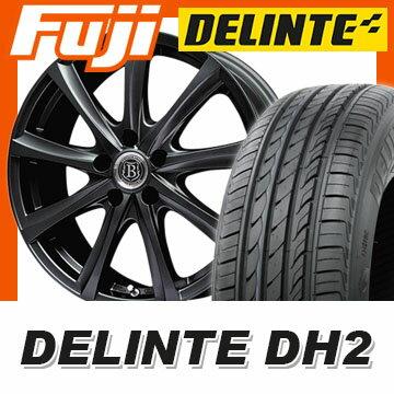 【送料無料】 215/65R16 16インチ BRANDLE-LINE ブランドルライン アヴェルサ 9Z 6.5J 6.50-16 DELINTE デリンテ DH2(限定) サマータイヤ ホイール4本セット