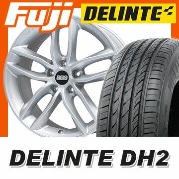 【送料無料】 215/60R17 17インチ BBS GERMANY BBS SX 7.5J 7.50-17 DELINTE デリンテ DH2(限定) サマータイヤ ホイール4本セット