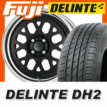 【送料無料】 225/40R18 18インチ WORK ワーク シーカー GX 7.5J 7.50-18 DELINTE デリンテ DH2(限定) サマータイヤ ホイール4本セット
