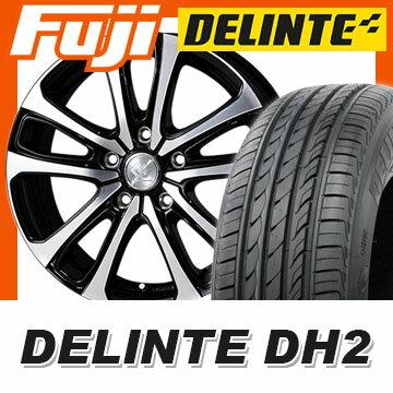 【送料無料】 195/65R15 15インチ TOPY トピー セレブロ LF5 6J 6.00-15 DELINTE デリンテ DH2(限定) サマータイヤ ホイール4本セット