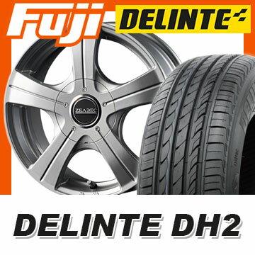 【送料無料】 195/50R15 15インチ INTER MILANO インターミラノ ZEABEC BT-5 6J 6.00-15 DELINTE デリンテ DH2(限定) サマータイヤ ホイール4本セット