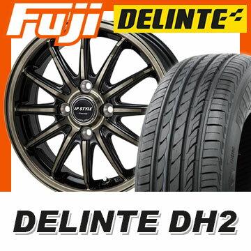 【送料無料 エブリイワゴン】 165/50R15 15インチ MONZA モンツァ JPスタイルバークレー 4.5J 4.50-15 DELINTE デリンテ DH2(限定) サマータイヤ ホイール4本セット