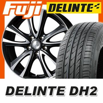 【送料無料】 195/65R15 15インチ TOPY トピー セレブロ SC5 6J 6.00-15 DELINTE デリンテ DH2(限定) サマータイヤ ホイール4本セット