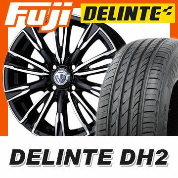 【送料無料】 165/45R16 16インチ VERSUS ベルサス ストラテジーア ルチアーナ 5.5J 5.50-16 DELINTE デリンテ DH2(限定) サマータイヤ ホイール4本セット