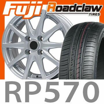【送料無料】 215/60R16 16インチ BRANDLE ブランドル M71 6.5J 6.50-16 ROADCLAW ロードクロウ RP570+(限定) サマータイヤ ホイール4本セット