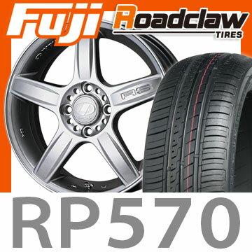 【送料無料】 185/60R15 15インチ IMPUL インパル RS S-05 6J 6.00-15 ROADCLAW ロードクロウ RP570(限定) サマータイヤ ホイール4本セット
