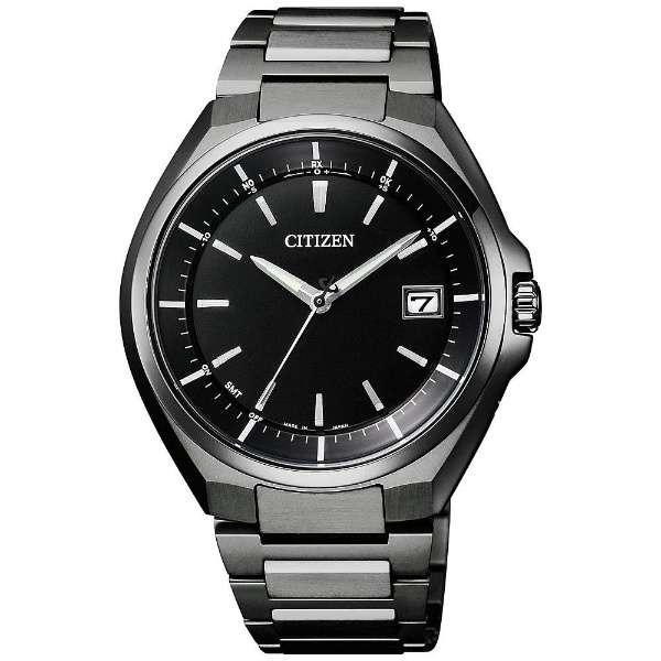 シチズン腕時計 ソーラー電波時計アテッサダイレクトフライト針表示式(ワールドタイム機能)CB3015-53E