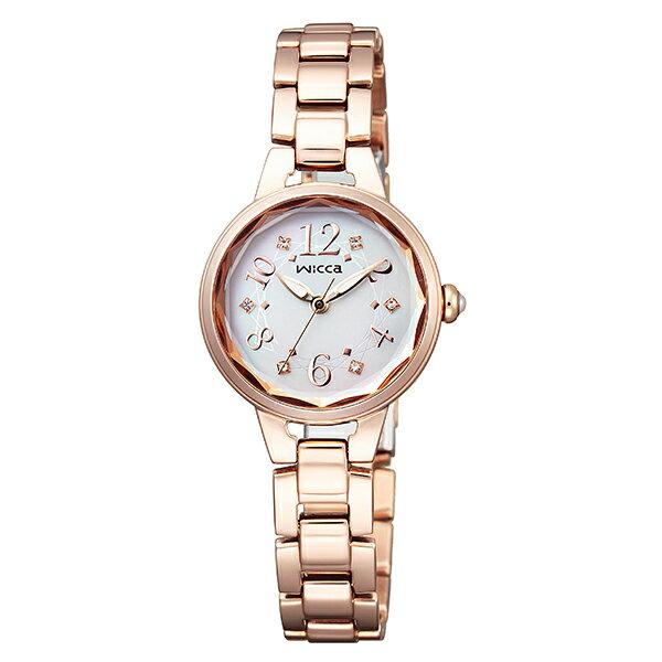 CITIZENシチズン腕時計ソーラーテック ウィッカKH8-527-11