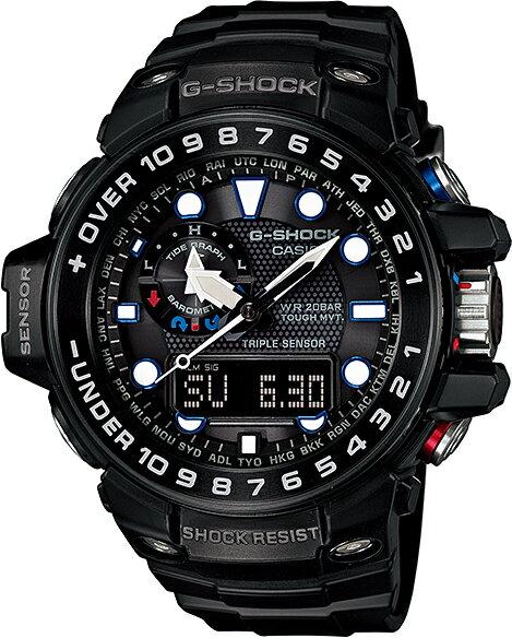 CASIO Gショック カシオ腕時計ガルフマスターGWN-1000B-1AJF