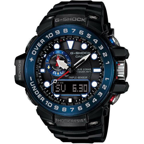 CASIO Gショック カシオ腕時計ガルフマスターGWN-1000B-1BJF