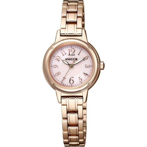 CITIZEN シチズン腕時計 ウィッカ ソーラーテック KH9-965-91