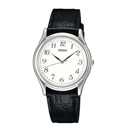 SEIKO SPIRIT セイコー スピリット メンズ クォーツ腕時計SBTB005