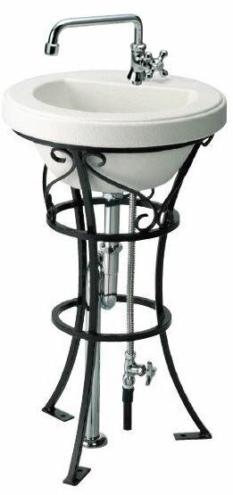 【立水栓ユニット】シャルム専用蛇口(ロングアーム水栓K)付き◆送料・代引き手数料無料