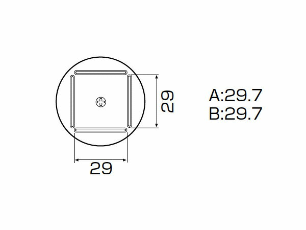 白光(HAKKO) SMCリワーク ノズル QFP 28mm×28mm ++ A1129B