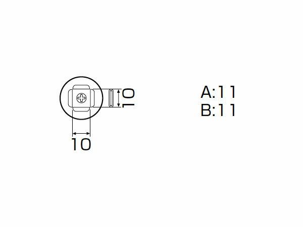 白光(HAKKO) SMCリワーク ノズル PLCC 9mm×9mm (20ピン)++ A1188B