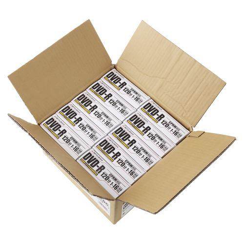 【送料無料】(まとめ)三菱化学メディア 録画用DVD-R 100枚 VHR12JPP10C 00008442 〔まとめ買い×3セット〕
