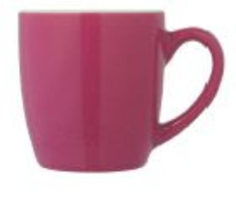 【送料無料】リビング COLOREDマグカップ ピンク 〔まとめ買い60個セット〕【代引不可】