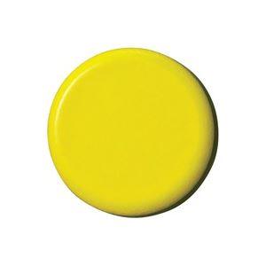 【送料無料】(業務用100セット) ジョインテックス 強力カラーマグネット 塗装18mm 黄 B272J-Y 10個 ×100セット【代引不可】
