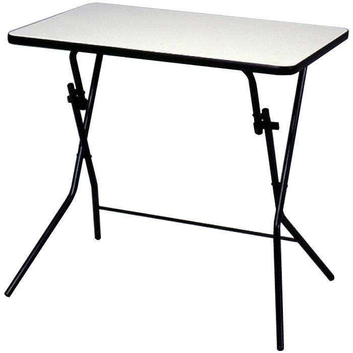 【送料無料】ルネセイコウ スタンドタッチテーブル ニューグレー・ブラック 日本製 完成品 SB-75W【代引不可】