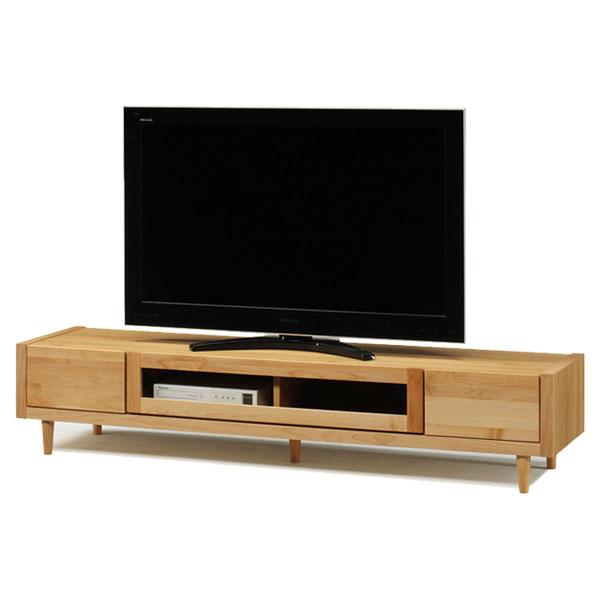 【送料無料】TVボード テレビボード ロータイプ「ジュリア」 180cm幅
