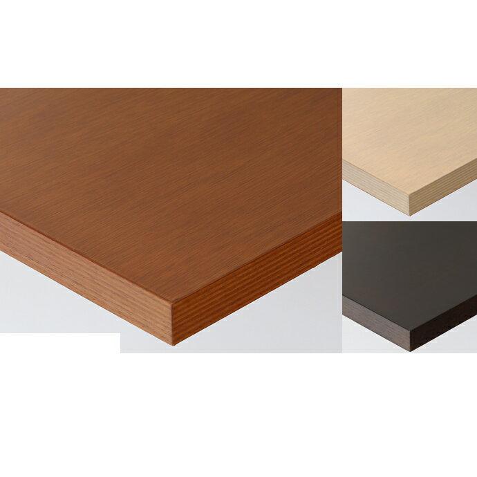 【 テーブル天板のみ 】テーブル天板 天然木 ラワン突板 ストライプウッドテープ巻き T-0040 W600×D600×t30 【 テーブル天板 パーツ 机 DIY 】